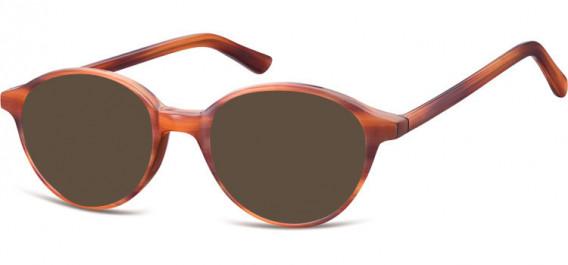 SFE-10552 sunglasses in Soft Demi