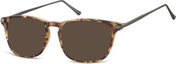 SFE-10550 sunglasses in Light Turtle
