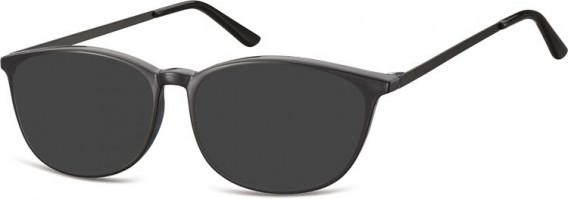 SFE-10549 sunglasses in Black