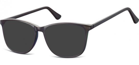 SFE-10547 sunglasses in Dark Brown