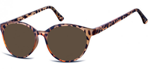 SFE-10546 sunglasses in Light Turtle