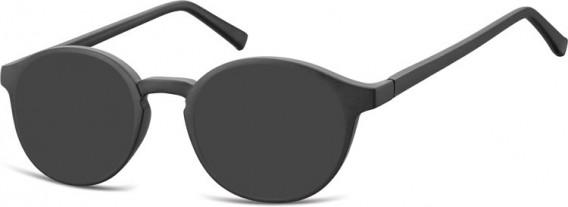SFE-10544 sunglasses in Black