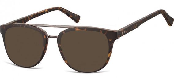 SFE-10542 sunglasses in Light Turtle