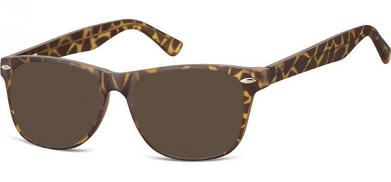 SFE-10541 sunglasses in Light Turtle