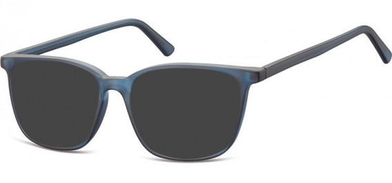 SFE-10540 sunglasses in Clear Dark Blue
