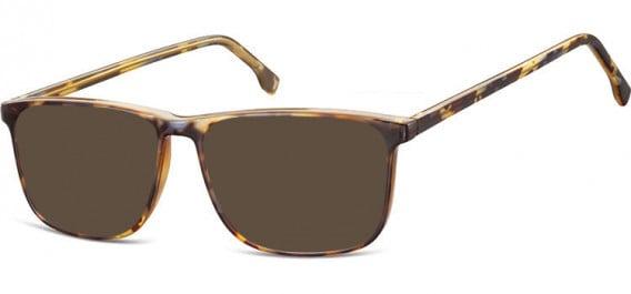 SFE-10539 sunglasses in Turtle Mix