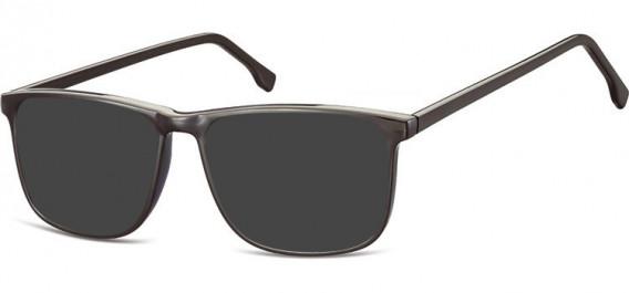 SFE-10539 sunglasses in Black