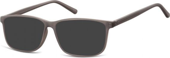 SFE-10538 sunglasses in Clear Grey