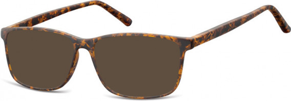 SFE-10538 sunglasses in Marble Brown