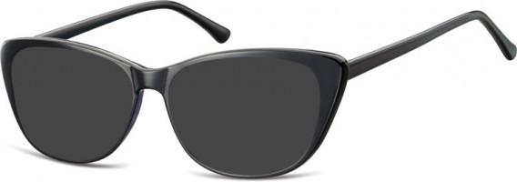 SFE-10537 sunglasses in Black