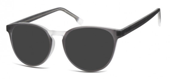 SFE-10533 sunglasses in Grey/Transparent