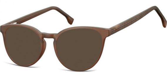 SFE-10533 sunglasses in Brown