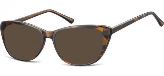 SFE-10532 sunglasses in Turtle