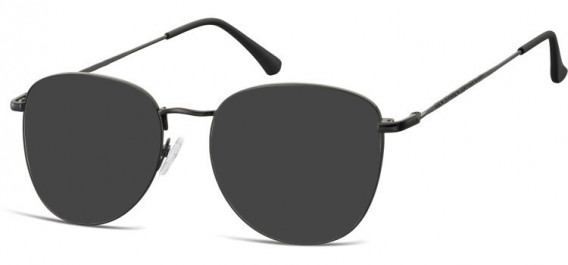 SFE-10529 sunglasses in Matt Black