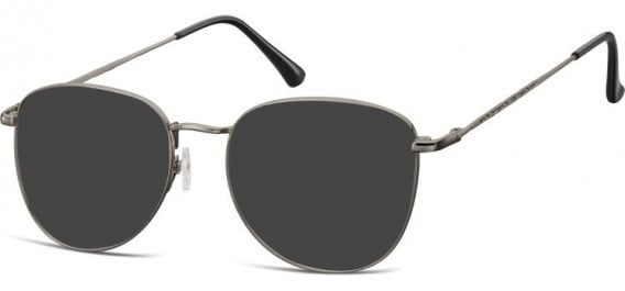 SFE-10529 sunglasses in Gunmetal