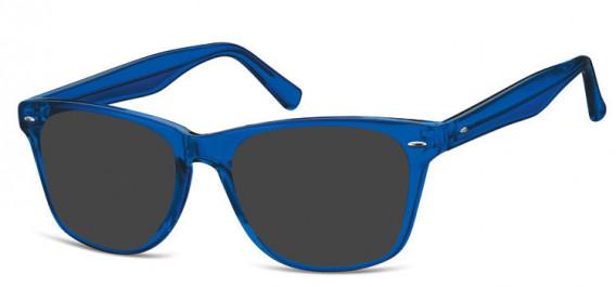 SFE-10574 sunglasses in Shiny Blue
