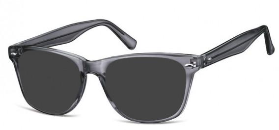 SFE-10574 sunglasses in Shiny Grey