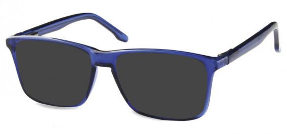 SFE-10572 sunglasses in Shiny Dark Blue