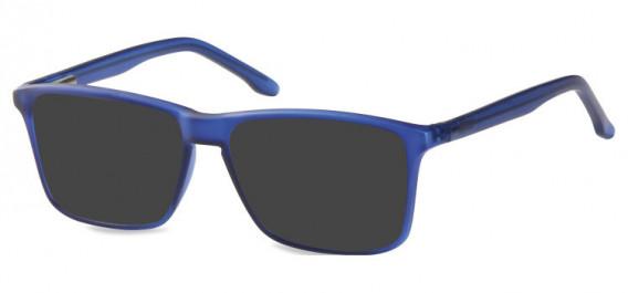 SFE-10571 sunglasses in Matt Dark Blue