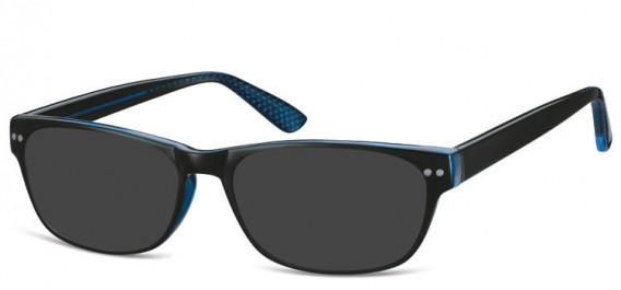 SFE-10567 sunglasses in Dark Blue