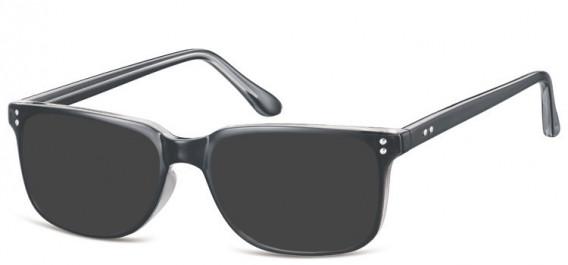 SFE-10563 sunglasses in Dark Grey