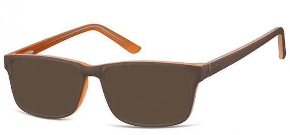 SFE-10561 sunglasses in Brown/Light Brown