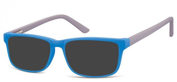 SFE-10561 sunglasses in Blue/Grey