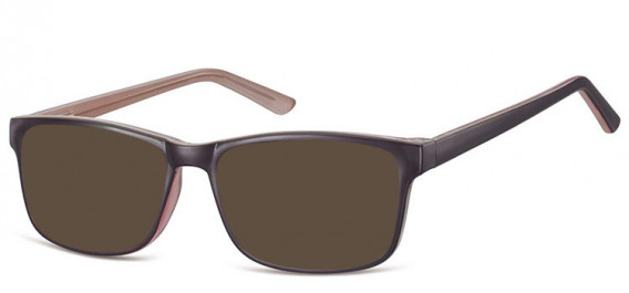 SFE-10559 sunglasses in Black/Grey