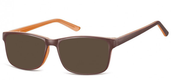 SFE-10559 sunglasses in Brown/Beige
