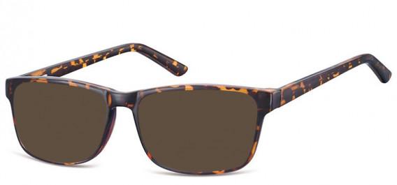 SFE-10559 sunglasses in Turtle