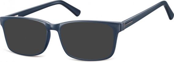 SFE-10554 sunglasses in Dark Blue