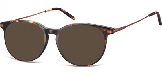 SFE-10553 sunglasses in Turtle