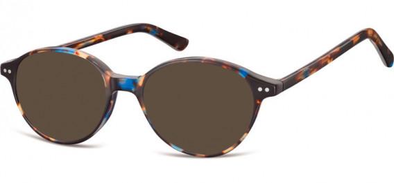 SFE-10552 sunglasses in Turtle Mix