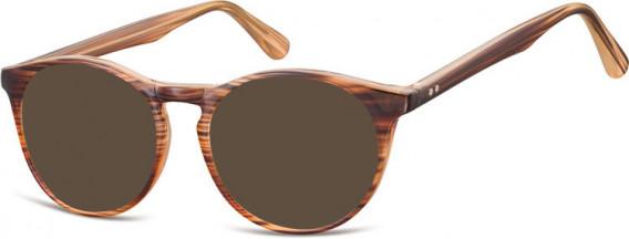 SFE-10551 sunglasses in Soft Demi