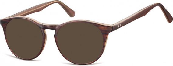 SFE-10551 sunglasses in Turtle Bordeaux