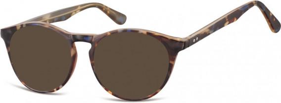 SFE-10551 sunglasses in Turtle Mix