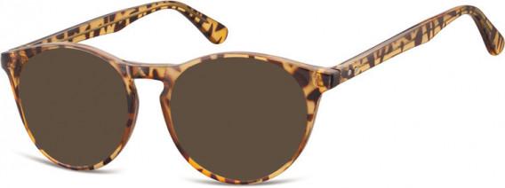 SFE-10551 sunglasses in Light Turtle