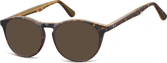 SFE-10551 sunglasses in Turtle