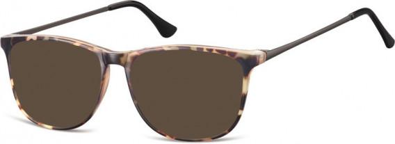 SFE-10548 sunglasses in Light Turtle