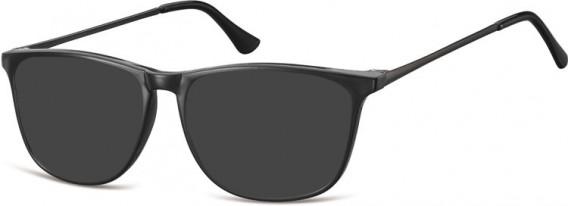SFE-10548 sunglasses in Black