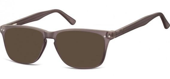 SFE-10543 sunglasses in Clear Grey