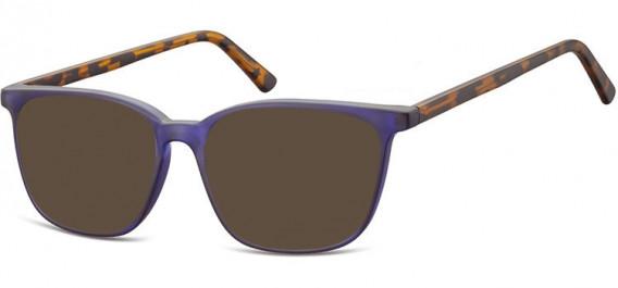 SFE-10540 sunglasses in Blue/Turtle Mix