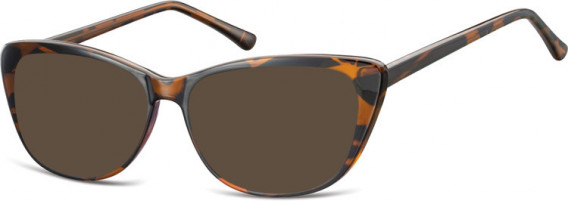 SFE-10537 sunglasses in Turtle