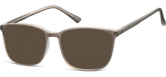 SFE-10536 sunglasses in Grey/Clear