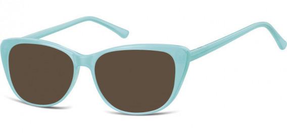 SFE-10532 sunglasses in Milky Blue