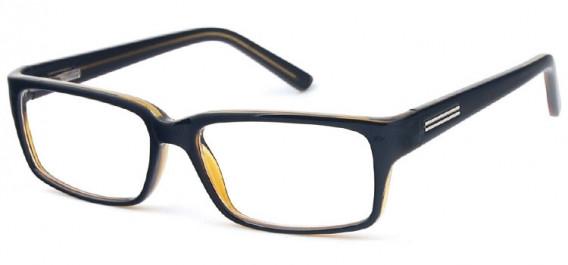 SFE-10576 glasses in Black/Olive