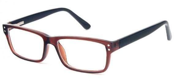 SFE-10575 glasses in Brown/Black