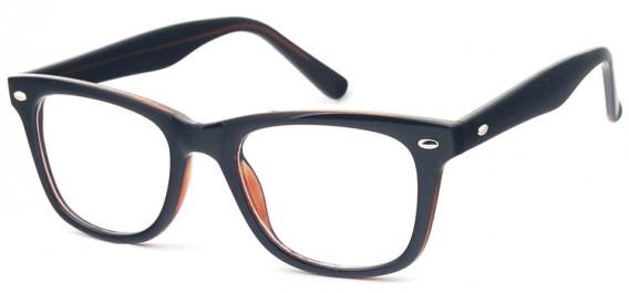 SFE-10574 glasses in Black/Brown
