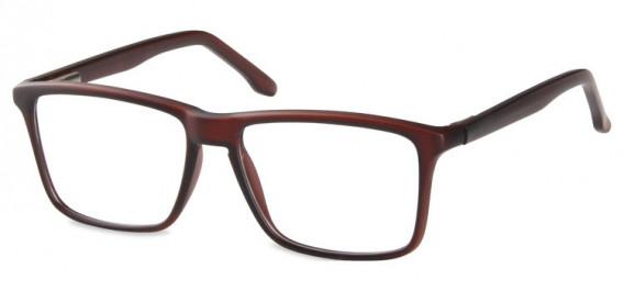 SFE-10571 glasses in Matt Dark Brown