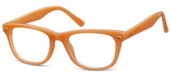 SFE-10570 glasses in Milky Orange